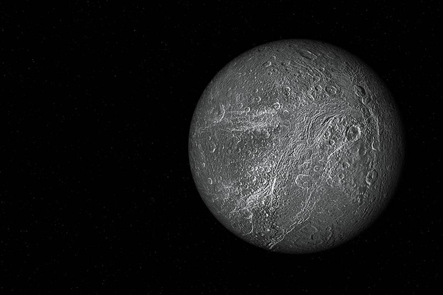 dione-moon