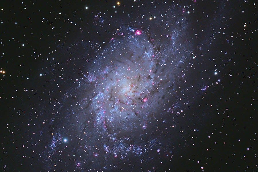 triangulum-galaxy