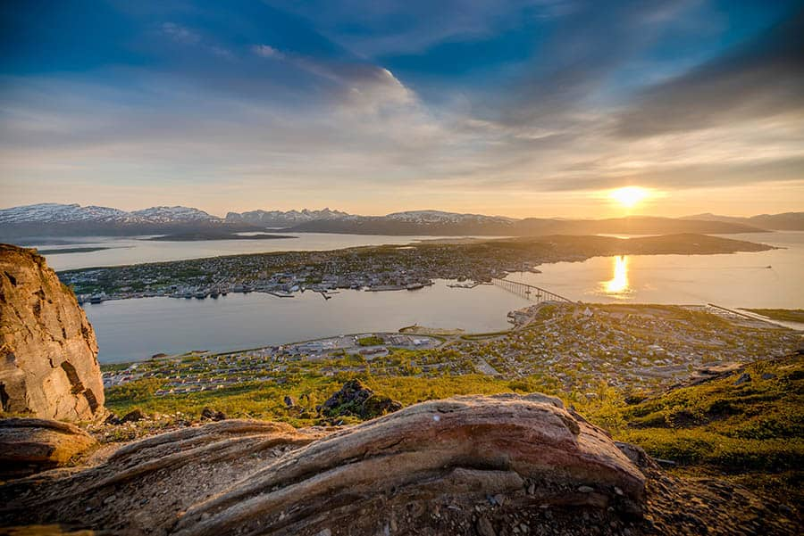 tromso-midnight-sun