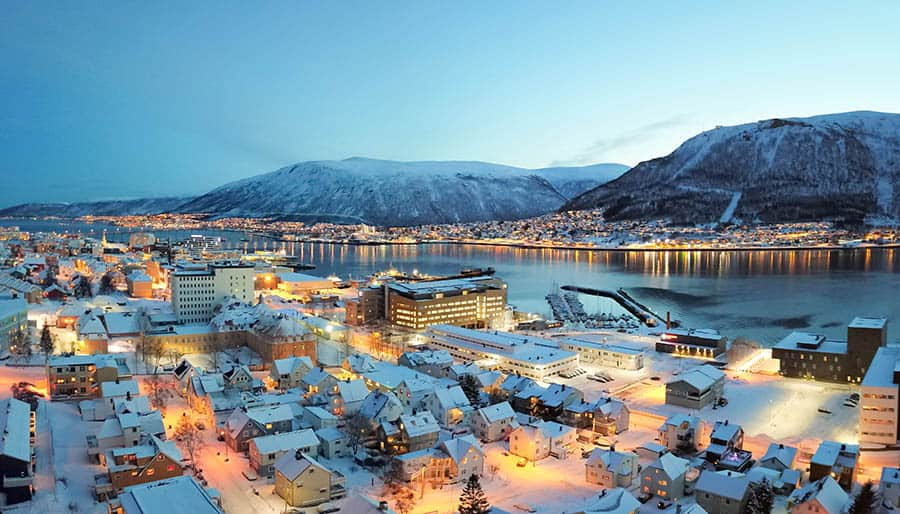 tromso-polar-night